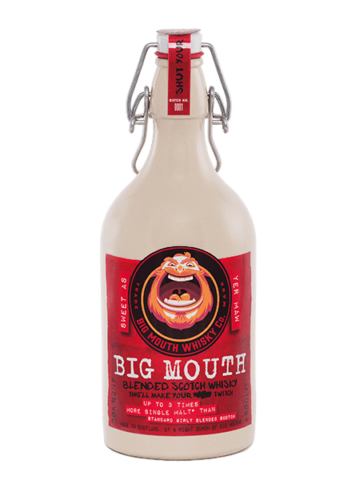 Big Mouth Whisky